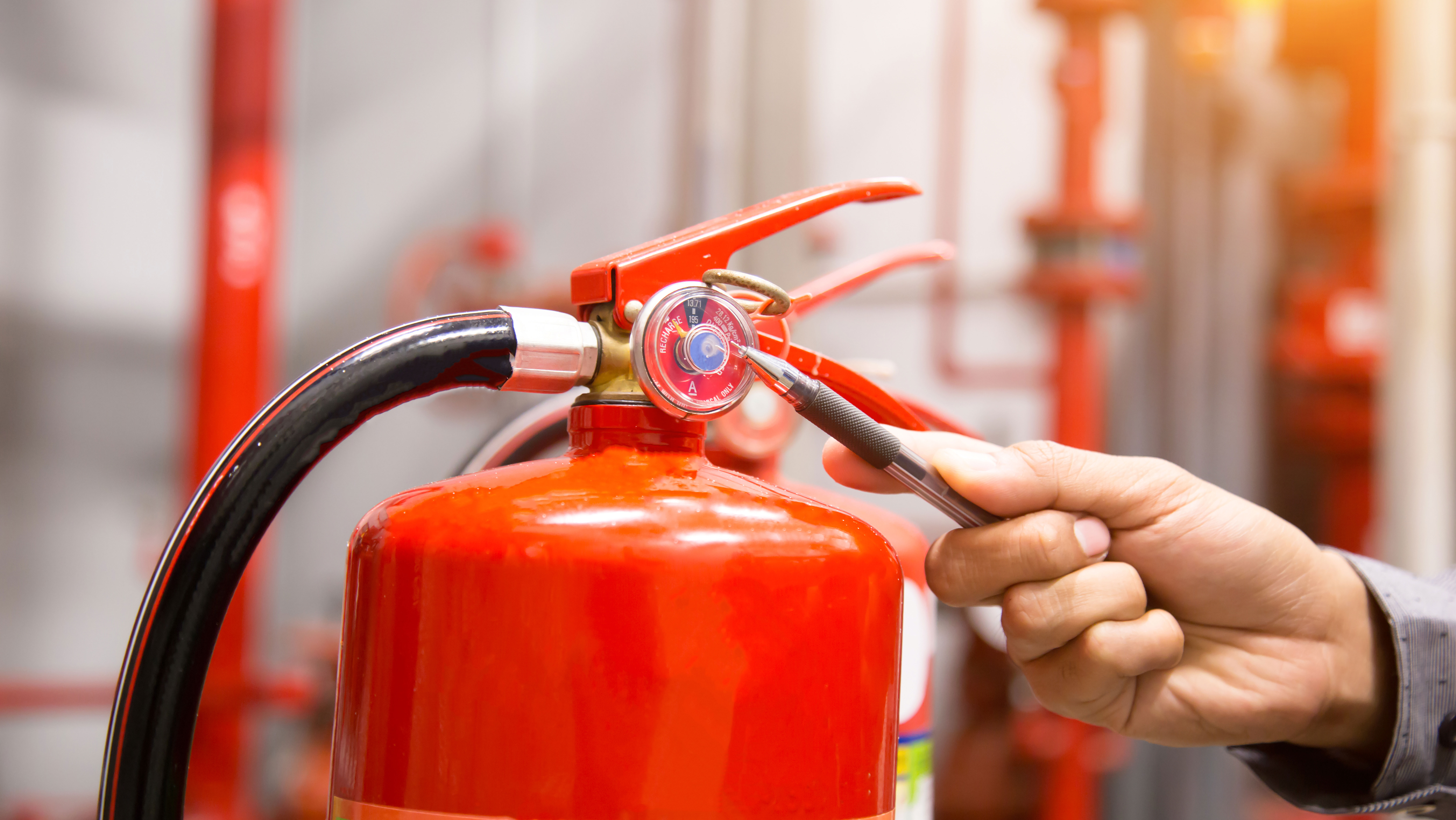 Extinguishers - First Response Security